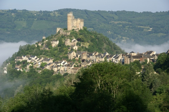 Najac Chateau
